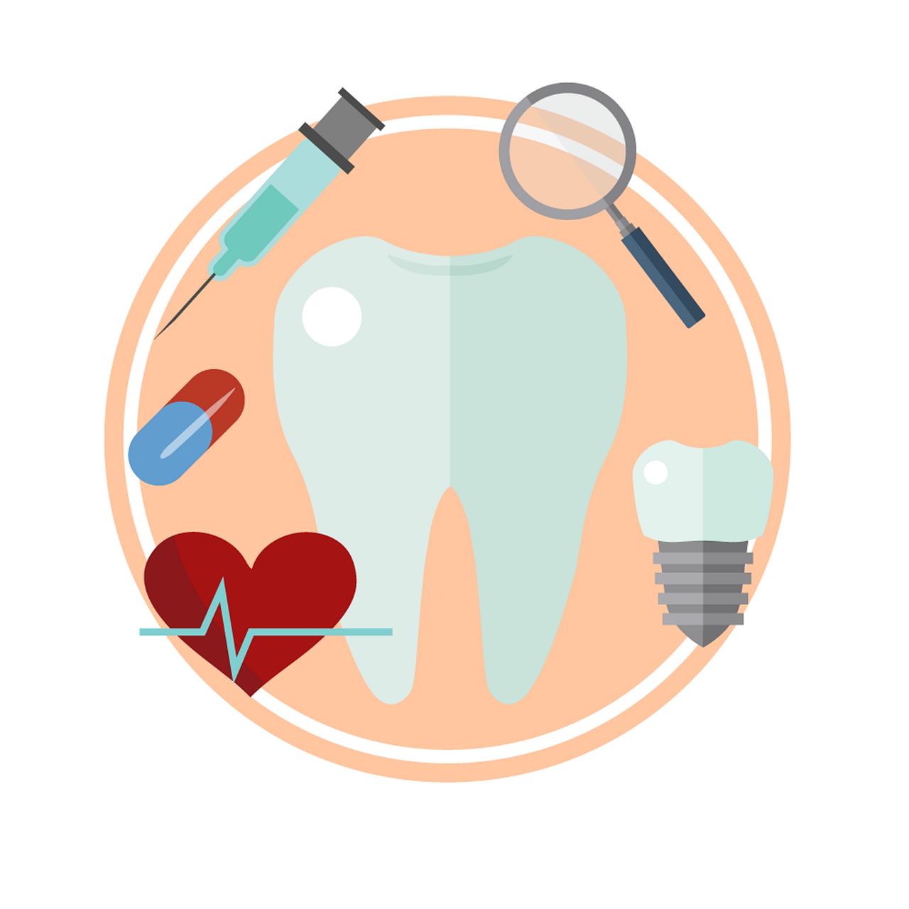שן לפני השתלה